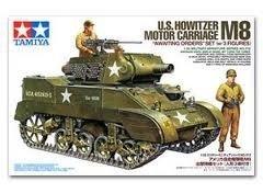 Tamiya U.S. Howitzer Motor Carriage M8 (TAMIYA 35312)