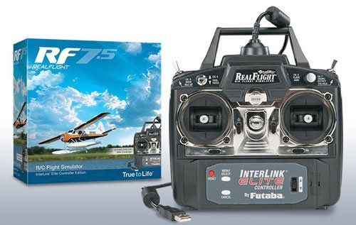 Symulator REALFLIGHT 7.5 (MODE 2)