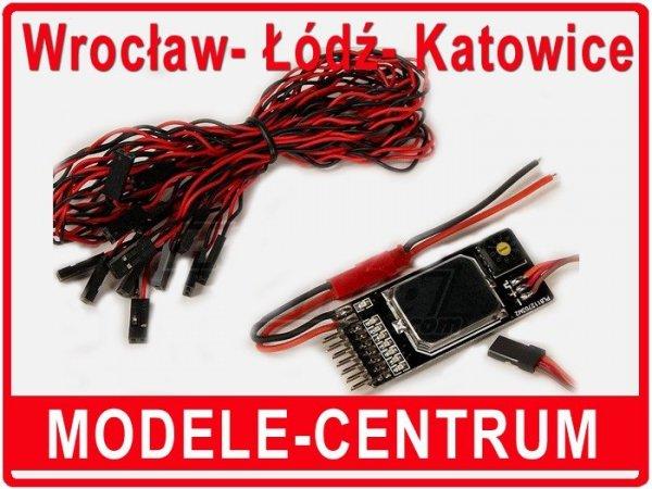 RC - Wyłącznik elektroniczny RC