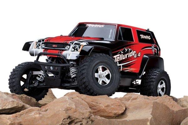 TRAXXAS - Telluride XL-5 4WD 1/10 Monster Truck