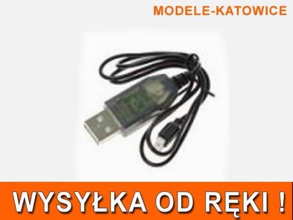 Ładowarka - Kabel USB EFLY 136  190 XIEDA