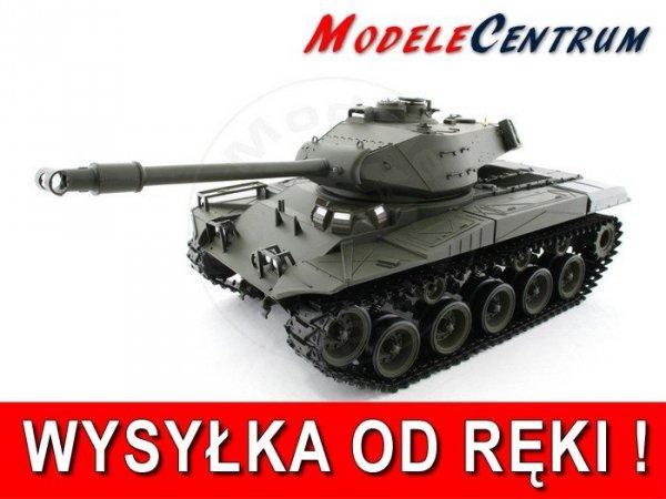 Czołg  M41A3 Walker Bulldog  1:16 + Dym Heng Long