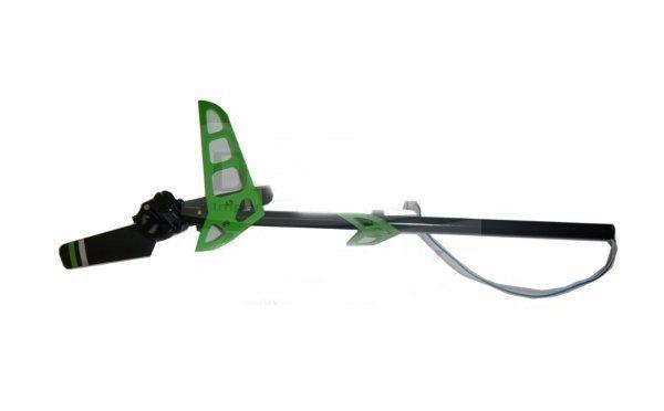 Ogon kompletny z silnikiem F645 zielony