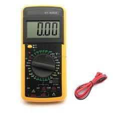 Miernik uniwersalny DPM DT9205A wielozakresowy multimetr