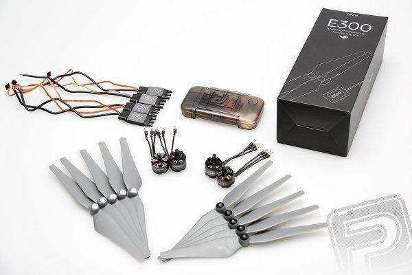 DJI E300  Silniki + Regulatory + śmigła  DJI E300