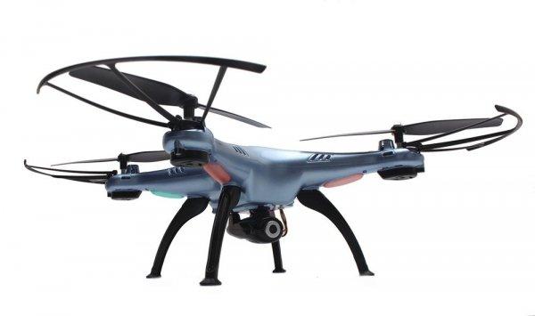 Dron Syma X5HW kamera FPV 2MP, 2.4GHz, funkcja zawisu,