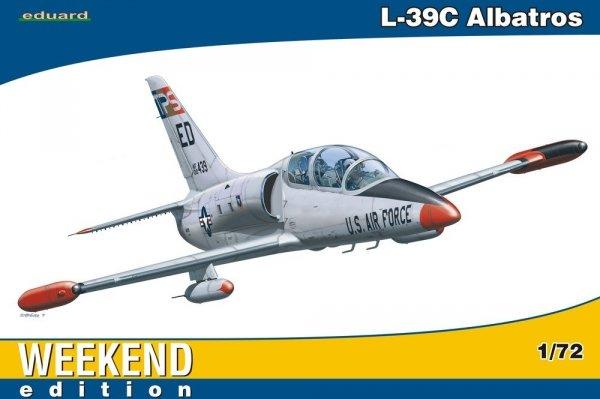 Eduard 7418 L-39C (1:72)