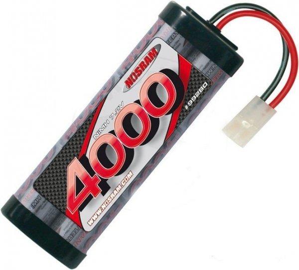 Akumulator Nosram  7,2V 4600 mAh