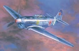 MASTERCRAFT B-17 YAK - 1B