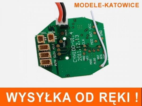 Odbiornik -  Receiver board