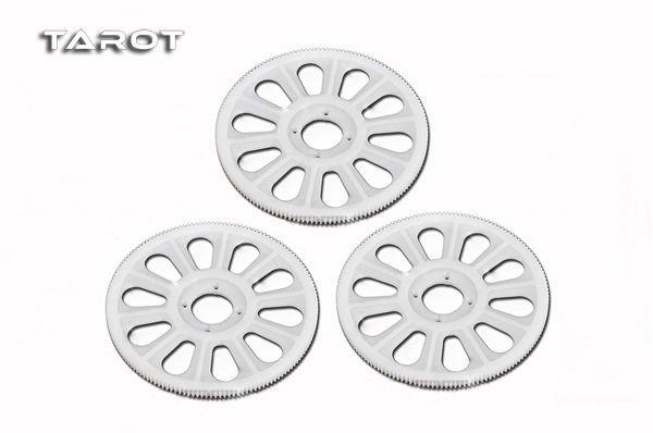 450 V2/SPORT/PRO – Zębatka główna biała (3)