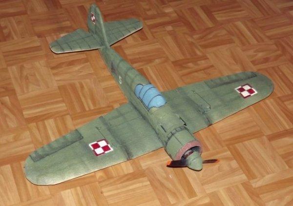 PZL P 50 Jastrząb