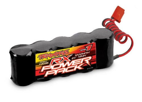 TRAXXAS [3036] - Akumulator 6V 1100mAh do odbiornika