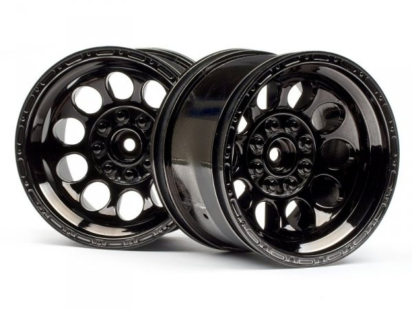 BULLET ST WHEELS (2PCS) 101252