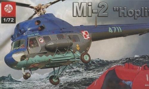 PLASTYK S-054 Mi-2 Hoplite (1:72)