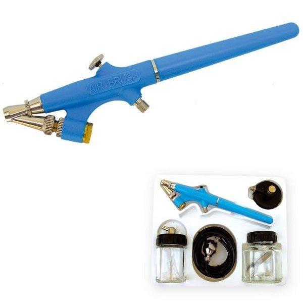 Aerograf AB-1001- dysza 0,3mm do podłączenia do butli ze sprężonym powietrzem