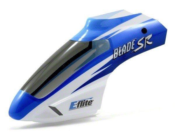 Kabina obudowa niebieska  Blade Elektro