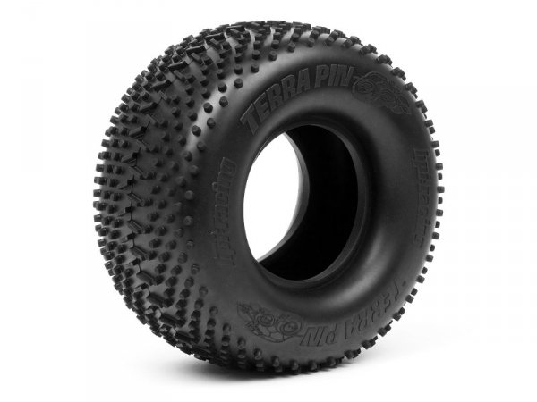 TERRA PIN TIRES S-COMPOUND (170x85mm/2pcs) 4465