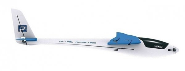 Elektroszybowiec ALPHA 1500 ARF