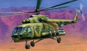 Zvezda 7253 MIL MI-17 Soviet Helicopter (1:72)