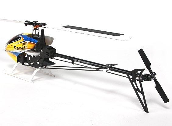 Helikopter RC Tarot 450 PRO V2 FBL BLACK jak T-rex