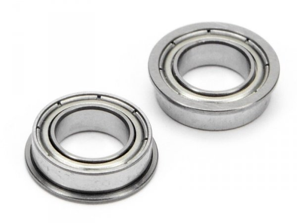 BALL BEARING 6x10mm FLANGED/2pcs B025