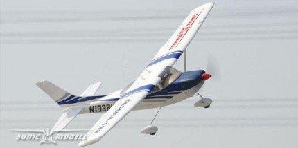 Samolot Cessna 182 2.4GHz RTF 980mm (klasa 400)