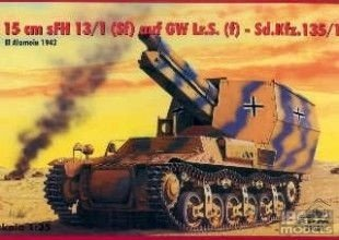 RPM 35051 1/35 Sd.Kfz 135/1 Al Alamein 194