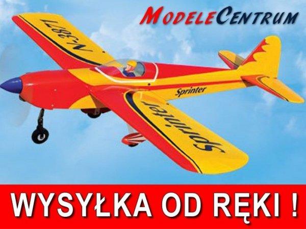 Samolot SPRINTER - Black Horse 0.46 - 0.55
