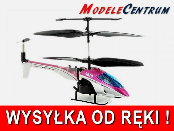 Helikopter Mikrośmigłowiec Vision