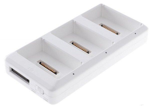 Ładowarka Hub Na 3 Akumulatory dla DJI Phantom 4