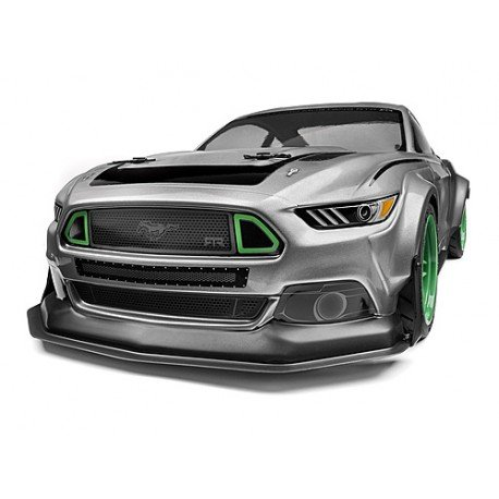 RS4 SPORT 3 2015 FORD MUSTANG SPEC-5 1/10 ELECTRIC