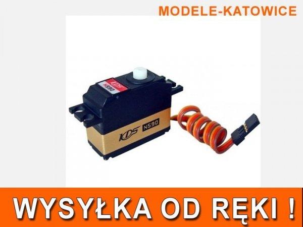 KDS Serwo N590 cyfrowe ogonowe