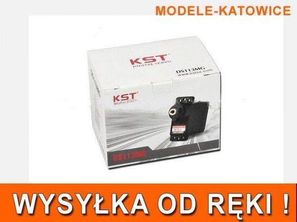 KST serwo ogonowe DS215MG BARDZO SZYBKIE - Metalow