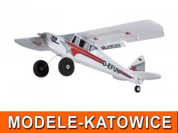 FUNCUB ARF Samolot treningowy dla każdego