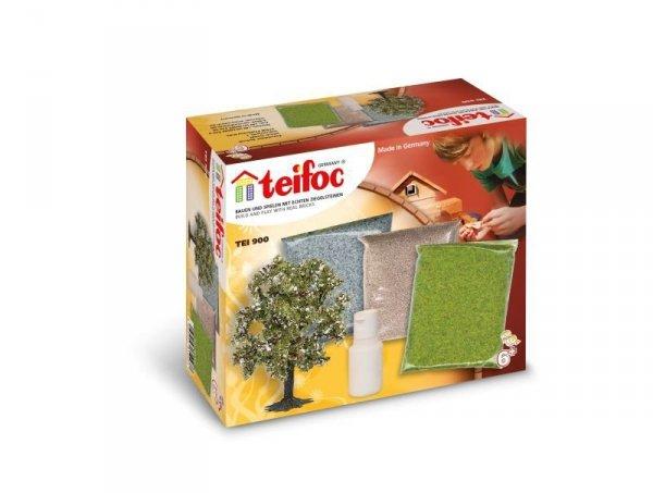 TEIFOC TEI 900 Cegiełki Zestaw do dekoracji