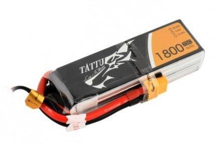 Akumulator Tattu 1800mAh 14.8V 75C 4S1P