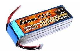 Gens Ace 5300mAh 11.1V 60C Akumulator