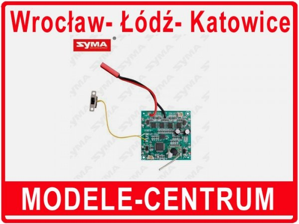 Płytka PCB - X6-08