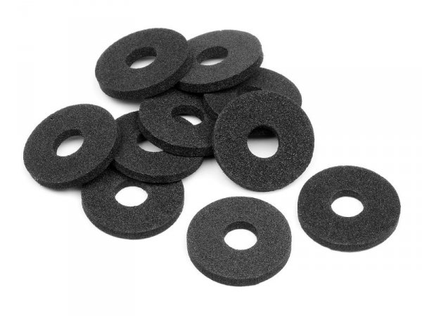 FOAM BODY WASHER 10 PCS 101110