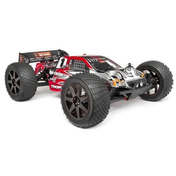 HPI  Trophy 4.6 Truggy 1/8 NITRO  100 km/h