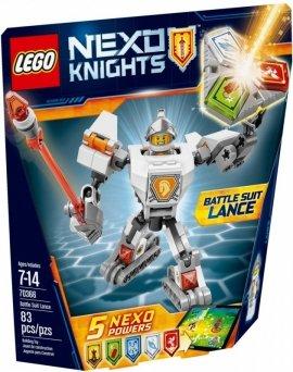 Nexo Knights Zbroja Lance'a
