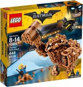 Batman Atak Clayface'a