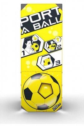 Port A Ball żółta