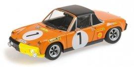 MINICHAMPS Porsche 914/6 #1 Larrouse