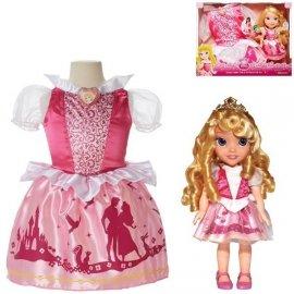 Aurora + sukienka dla dziewczynek