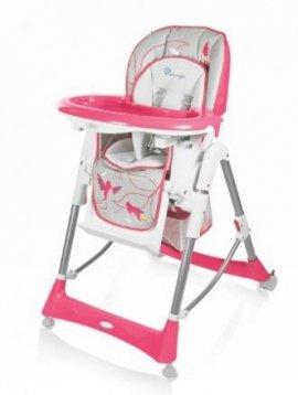 BABY DESIGN BAMBI 08 Krzesełko do karmienia