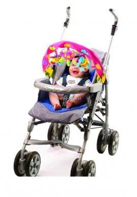 TINY LOVE TL1401605830R Muzyczny łuk z zabawkami - Pink