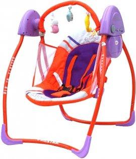 ARTI HSW107A Huśtawka ARTI Beauty Luxe Violet Orange Ala