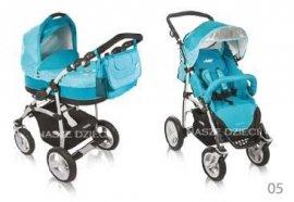BABY DESIGN DREAMER 05 Wózek uniwersalny